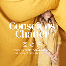 Conscious Chatter with Kestrel Jenkins