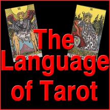 The Language of Tarot - A Tarot Podcast