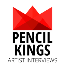 Pencil Kings   Inspiring Artist Interviews with Today's Best Artists