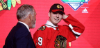 Blackhawks Select Forward Kirby Dach With No. 3 Pick In NHL Draft