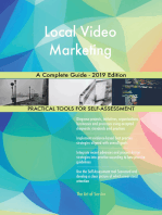 Local Video Marketing A Complete Guide - 2019 Edition