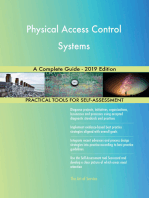 Physical Access Control Systems A Complete Guide - 2019 Edition