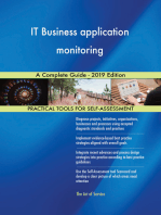 IT Business application monitoring A Complete Guide - 2019 Edition