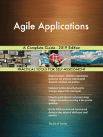 Agile Applications A Complete Guide - 2019 Edition