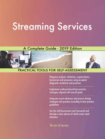 Streaming Services A Complete Guide - 2019 Edition