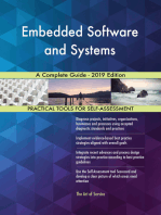 Embedded Software and Systems A Complete Guide - 2019 Edition