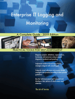 Enterprise IT Logging and Monitoring A Complete Guide - 2019 Edition