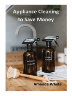 Appliance Cleaning to Save Money
