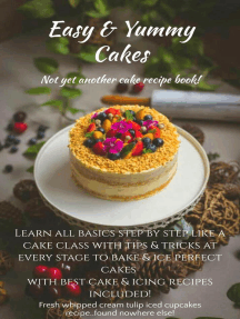Easy & Yummy Cakes