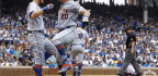 Javier Baez's Homer Saves The Cubs In A 5-3 Thriller Against The Mets