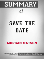 Summary of Save the Date