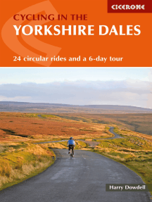 Cycling in the Yorkshire Dales: 24 circular rides and a 6-day tour
