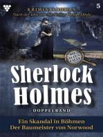 Sherlock Holmes Doppelband 5 – Kriminalroman