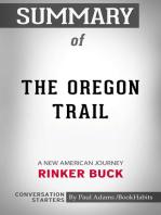 Summary of The Oregon Trail