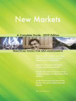New Markets A Complete Guide - 2019 Edition