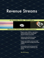 Revenue Streams A Complete Guide - 2019 Edition