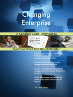 Changing Enterprise A Complete Guide - 2019 Edition