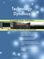 Technology Dynamics A Complete Guide - 2019 Edition