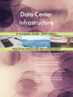 Data Center Infrastructure A Complete Guide - 2019 Edition