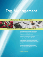 Tag Management A Complete Guide - 2019 Edition