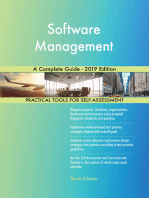 Software Management A Complete Guide - 2019 Edition
