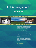API Management Services A Complete Guide - 2019 Edition