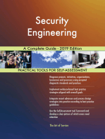 Security Engineering A Complete Guide - 2019 Edition