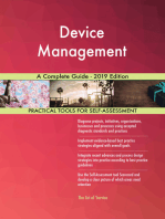 Device Management A Complete Guide - 2019 Edition