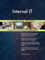Internal IT A Complete Guide - 2019 Edition
