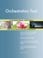 Orchestration Tool A Complete Guide - 2019 Edition