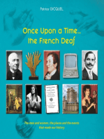 Once upon a time... The french deaf