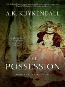 The Possession: Writer's Block, #1