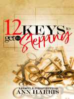 12 Keys to Get to Stepping