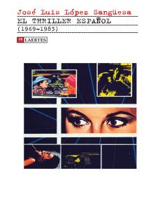 El thriller español (1969-19836)