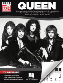 Queen - Super Easy Songbook