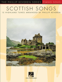 Scottish Songs: 15 Highland Tunes The Phillip Keveren Series Piano Solo