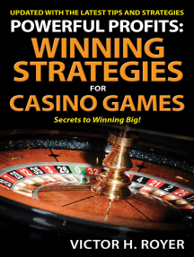 Powerful Profits: Winning Strategies For Casino Games