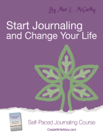 Start Journaling and Change Your Life