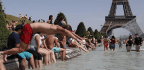 France Suffers Through Hottest Day In Its History — 113 Fahrenheit