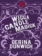 Wicca Candle Magick