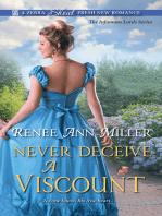 Never Deceive a Viscount