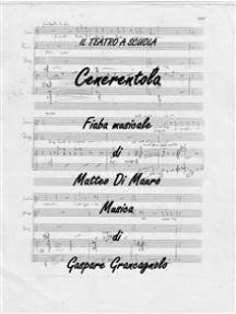 Cenerentola - Fiaba musicale