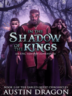 In the Shadow of the Kings (Fabled Quest Chronicles, Book 2)