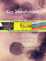 Key Stakeholders A Complete Guide - 2019 Edition