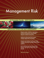 Management Risk A Complete Guide - 2019 Edition