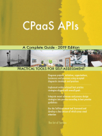 CPaaS APIs A Complete Guide - 2019 Edition