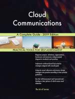 Cloud Communications A Complete Guide - 2019 Edition