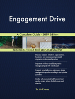 Engagement Drive A Complete Guide - 2019 Edition