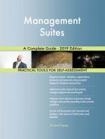 Management Suites A Complete Guide - 2019 Edition