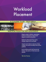 Workload Placement A Complete Guide - 2019 Edition